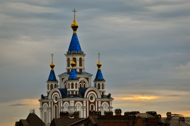 2012-07-12 - Khabarovsk - Catedral Uspensky (7)